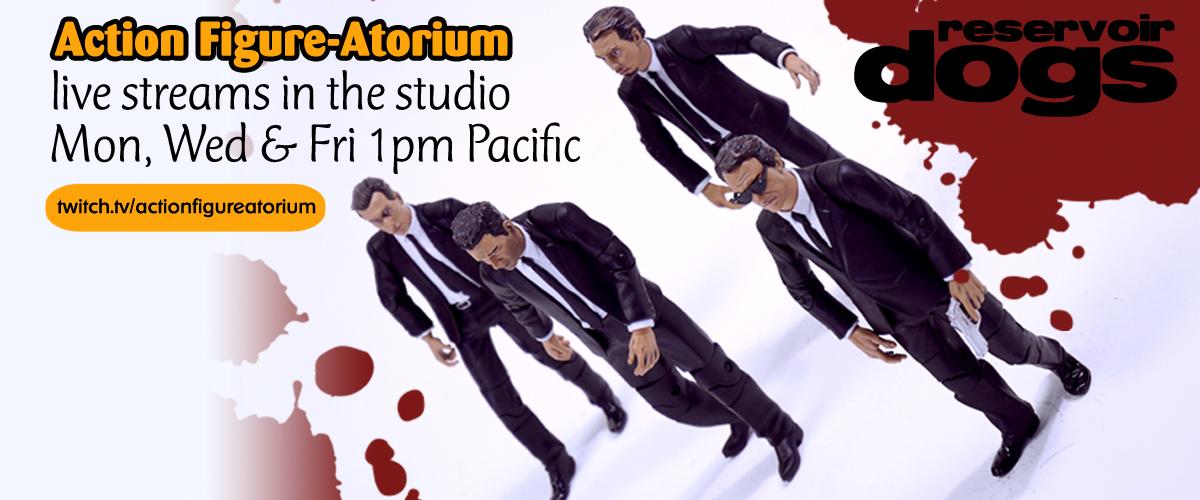 Action Figure-Atorium | live photography show
